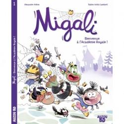 MIGALI VOLUME 1 - BIENVENUE...