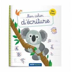 MON CAHIER D'ÉCRITURE -...