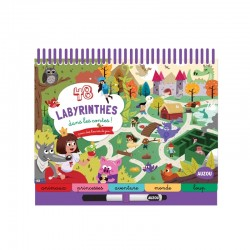 48 Labyrinthes contes