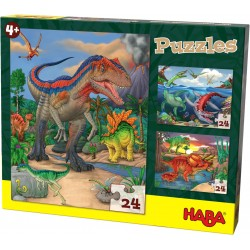 Puzzles Dinosaures