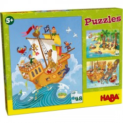 Puzzles Pirate & Cie.