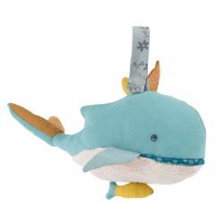 Poupée musique baleine Le...