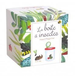 Boîte à insectes Le Jardin...